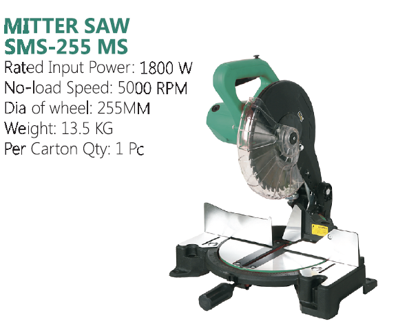 Sunmoon Mitter Saw 1800W
