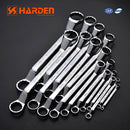 Harden Double End Ring Spanner 1pc