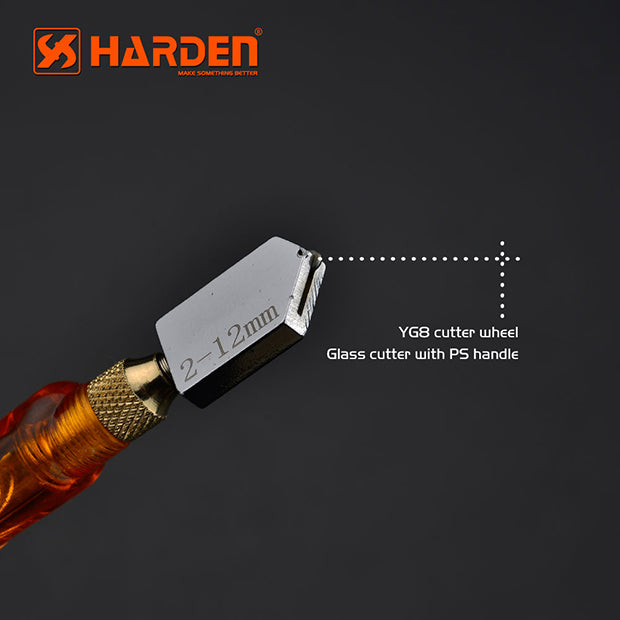 Harden Auto -Oil Glass Cutter