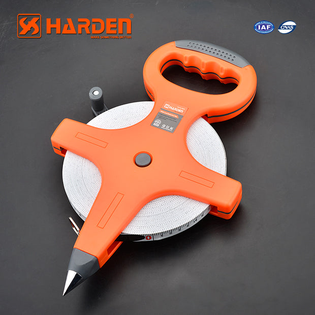 Harden Long Fiber Measuring Tape 50mx12.5mm