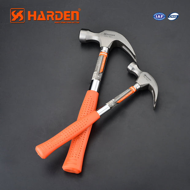 Harden Claw Hammer with Tubular Handle 0.25kg/8oz