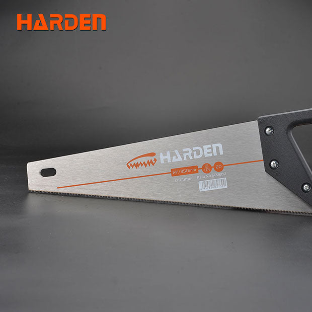 Harden Plastic Water Pipe Saw 350MM