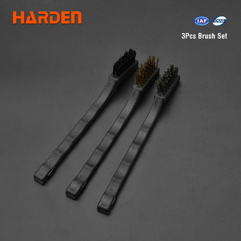 Harden 3Pcs Brush Set 175mm