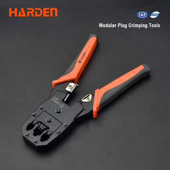 Harden Modular Plug Crimping Tools 190mm