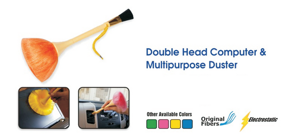 Histar Double Head Computer & Multipurpose Duster