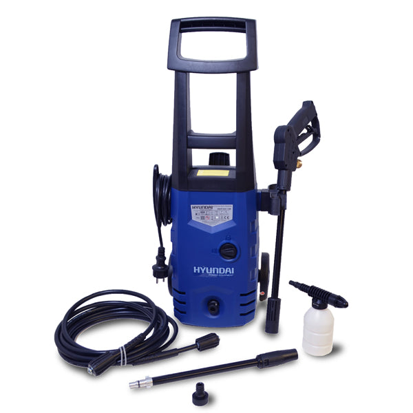 Hyundai Pressure Washer 135bar 1600W