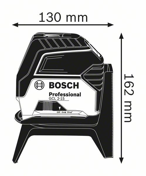 Bosch Rotating Wall Mount, RM 1