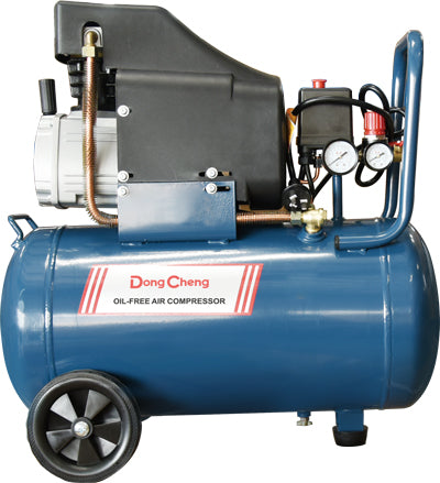 DONGCHENG DIRECT-DRIVE AIR COMPRESSOR, 35L, 2100W