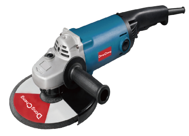"DONGCHENG ANGLE GRINDER, 9"", 2020W"
