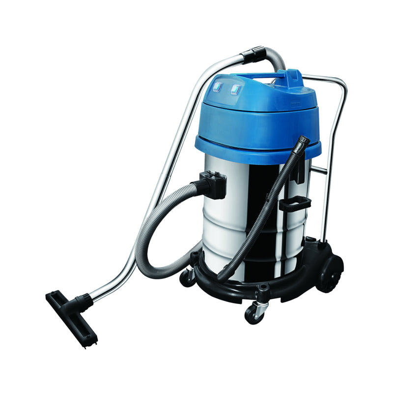 DONGCHENG VACUUM CLEANER, wet and dry 60L, 2300W