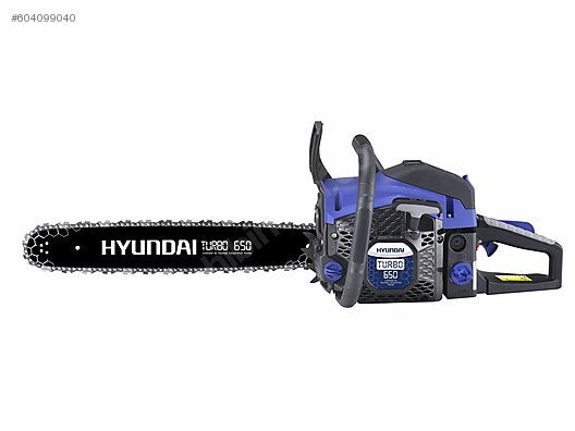 "Hyundai Gassoline Chain Saw 22"" 560ml"