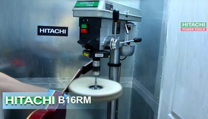 HITACHI BENCH DRILL 750W