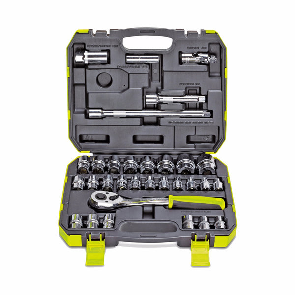 Prescott 32PCs Socket Set PHWSM32