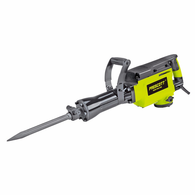 Prescott DEMOLITION HAMMER With 02 BITS 1800W PT0506501+/P-165+