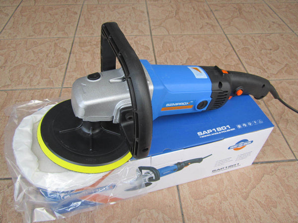 Semprox 180mm Angle Grinder 1400w Polisher