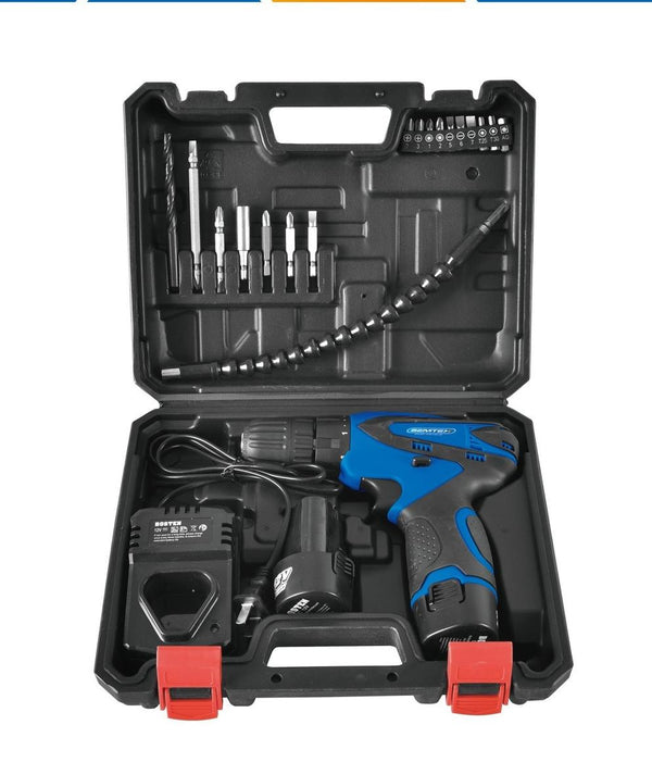 Semprox Cordless Drill Machine 12V with Accessories