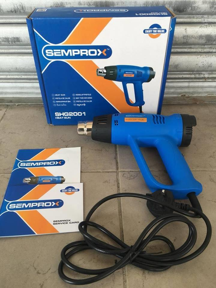 Semprox Electric Heat Gun 2000w