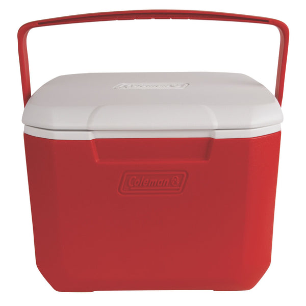 16 QUART EXCURSION® COOLER Red