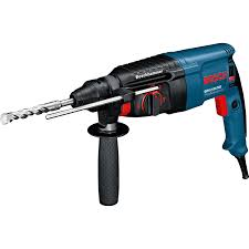 Bosch SDS Plus Rotary Hammer, 26mm, 800W, VSR, Electronic, 3-Modes, 2.7 J, 2.8kg + A