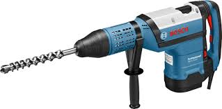 Bosch SDS Max Rotary Hammer 52mm, 1700W, GBH12-52DV Professional