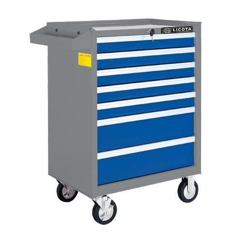 Licota 7 Drawer Cabinet Trolley without tools