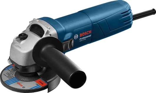 "Bosch Angle Grinder, 5"", 125mm, 670W"