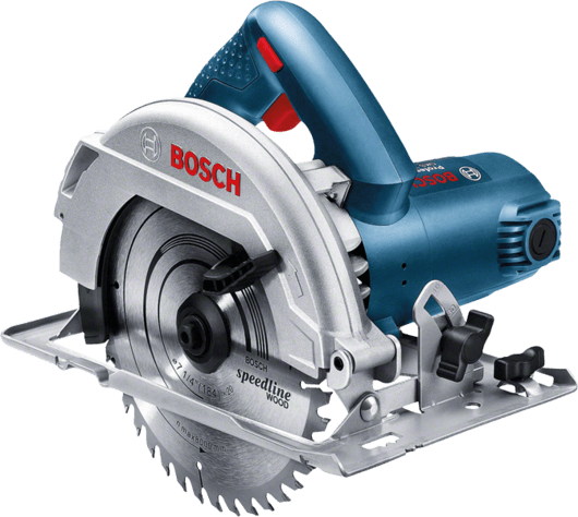 Bosch Hand-Held Circular Saw, 185mm, 1100W GKS7000 Professional