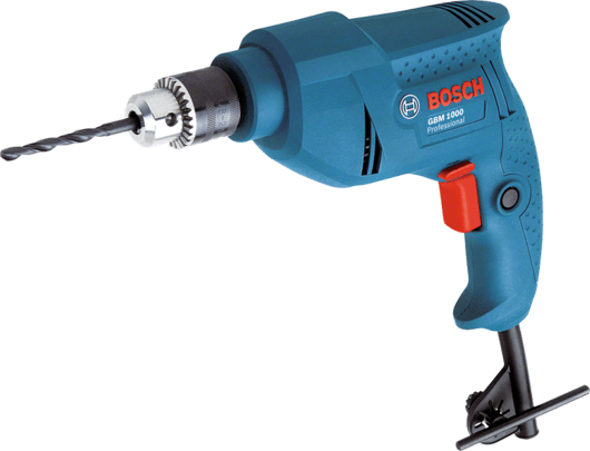 Bosch Drill, 10mm, 350W, GBM 1000 Professional