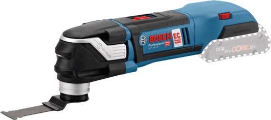 Bosch Cordless Multi Cutter, 18V, Extra Battery Included, GOP18V-28+MB Professional