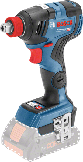 Bosch Cordless Impact Driver/Wrench, 18V, Brushless, Bluetooth, GDX18V-200C Professional
