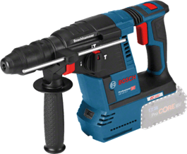 Bosch Cordless Rotary Hammer,18.0V, Brushless, Li-ion, Extra Battery Included, GBH18V-26 Professional