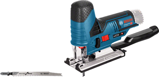 Bosch Cordless Jigsaw, 12V, Extra Battery Included, GST12V-70 Professional
