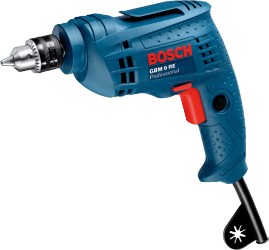 Bosch Drill, 350W, GBM6RE Professional