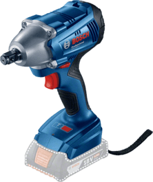 Bosch Cordless Impact Wrench, 18V, Extra Battery Included, GDS250-LI Professional