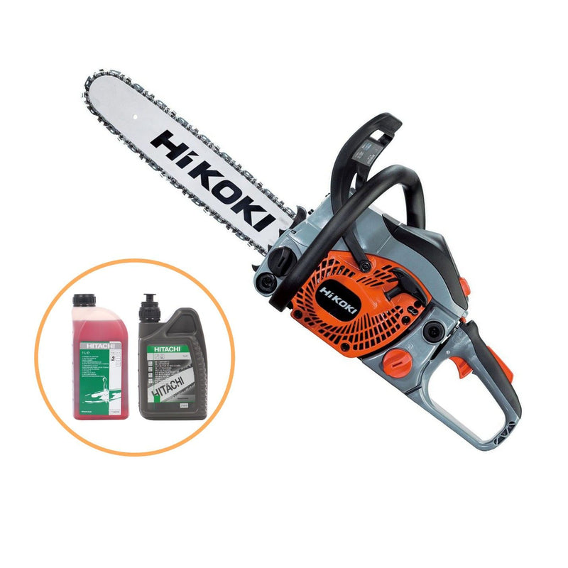 HIKOKI ENGINE CHAIN SAW 1.1kW