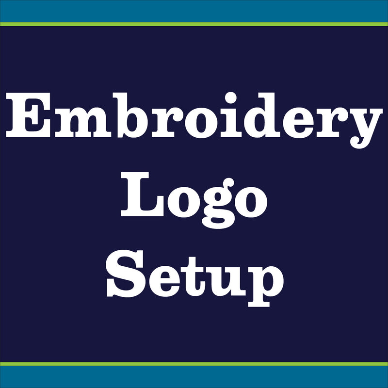 Embroidery Setup