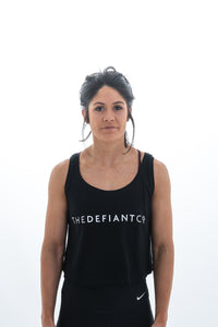 The Defiant Co - Women's Oversized Tanktop