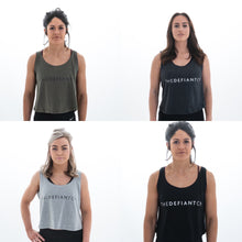 Load image into Gallery viewer, The Defiant Co - Women's Oversized Tanktop