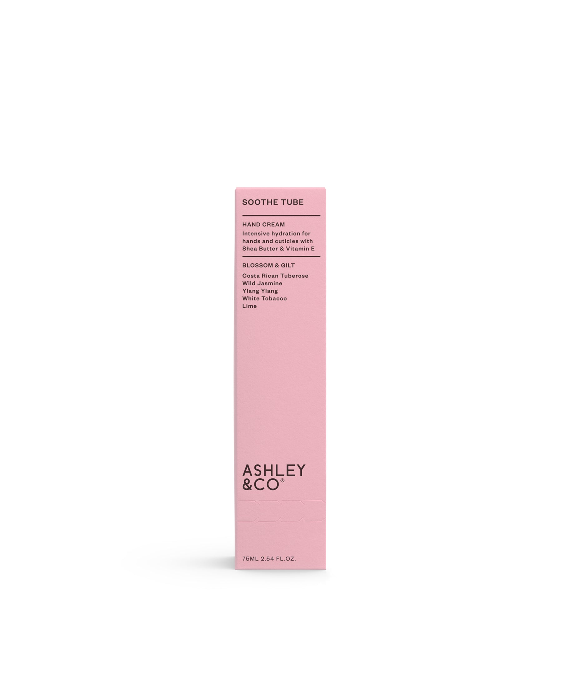 Blossom & Gilt Soothe Tube by Ashley & Co.