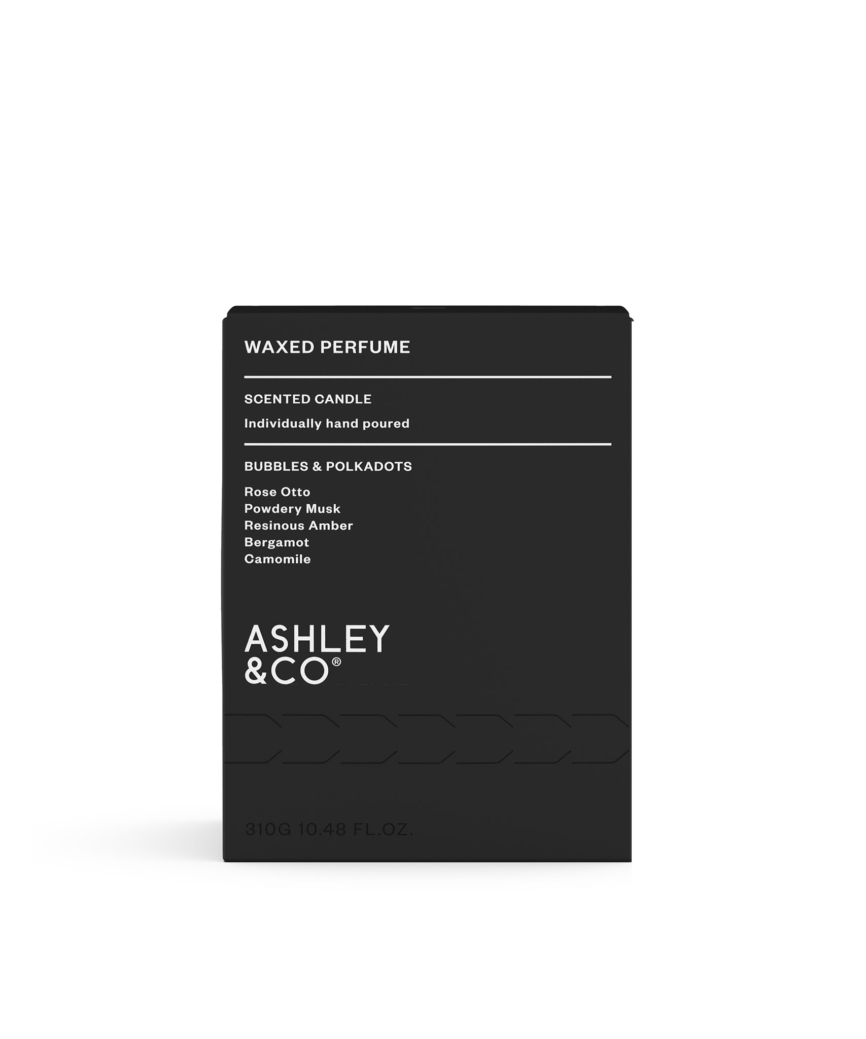 Bubbles & Polkadots Waxed Perfume by Ashley & Co.