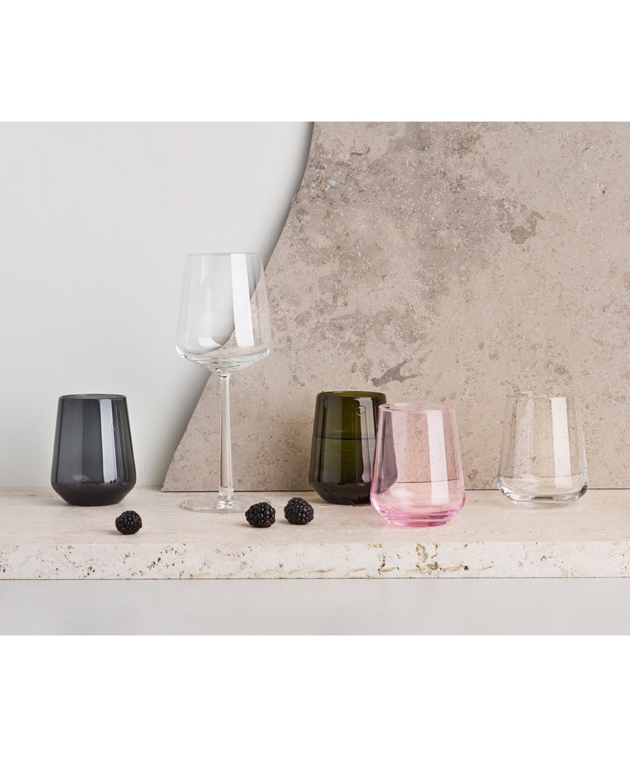 Essence tumbler x2 (Clear) by Iittala
