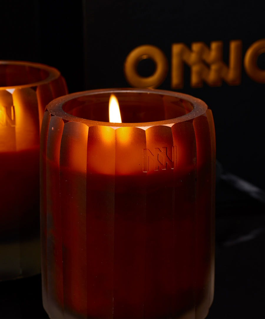 Eternity Ocher Candle by Onno