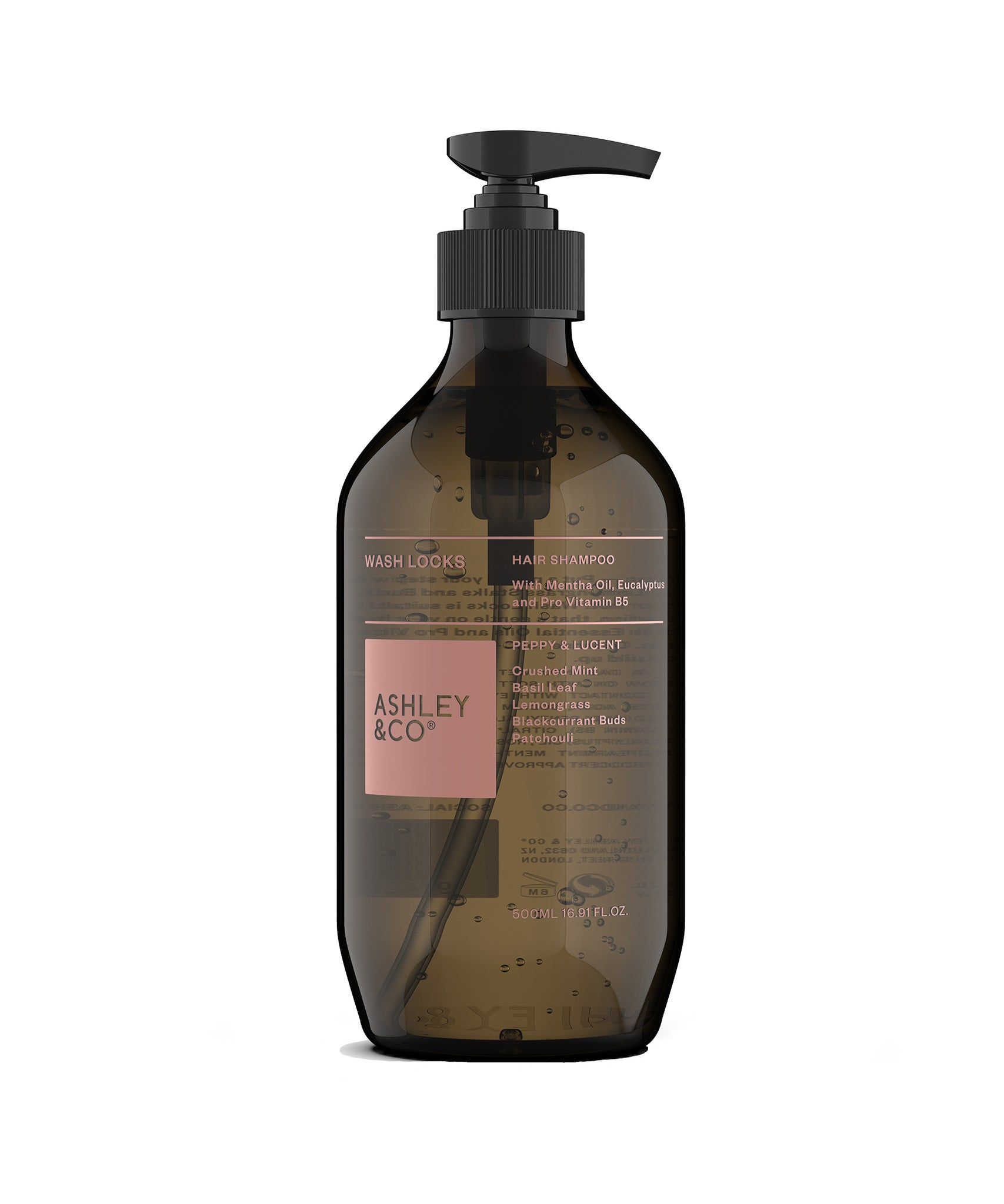 Wash Locks Shampoo by Ashley & Co.