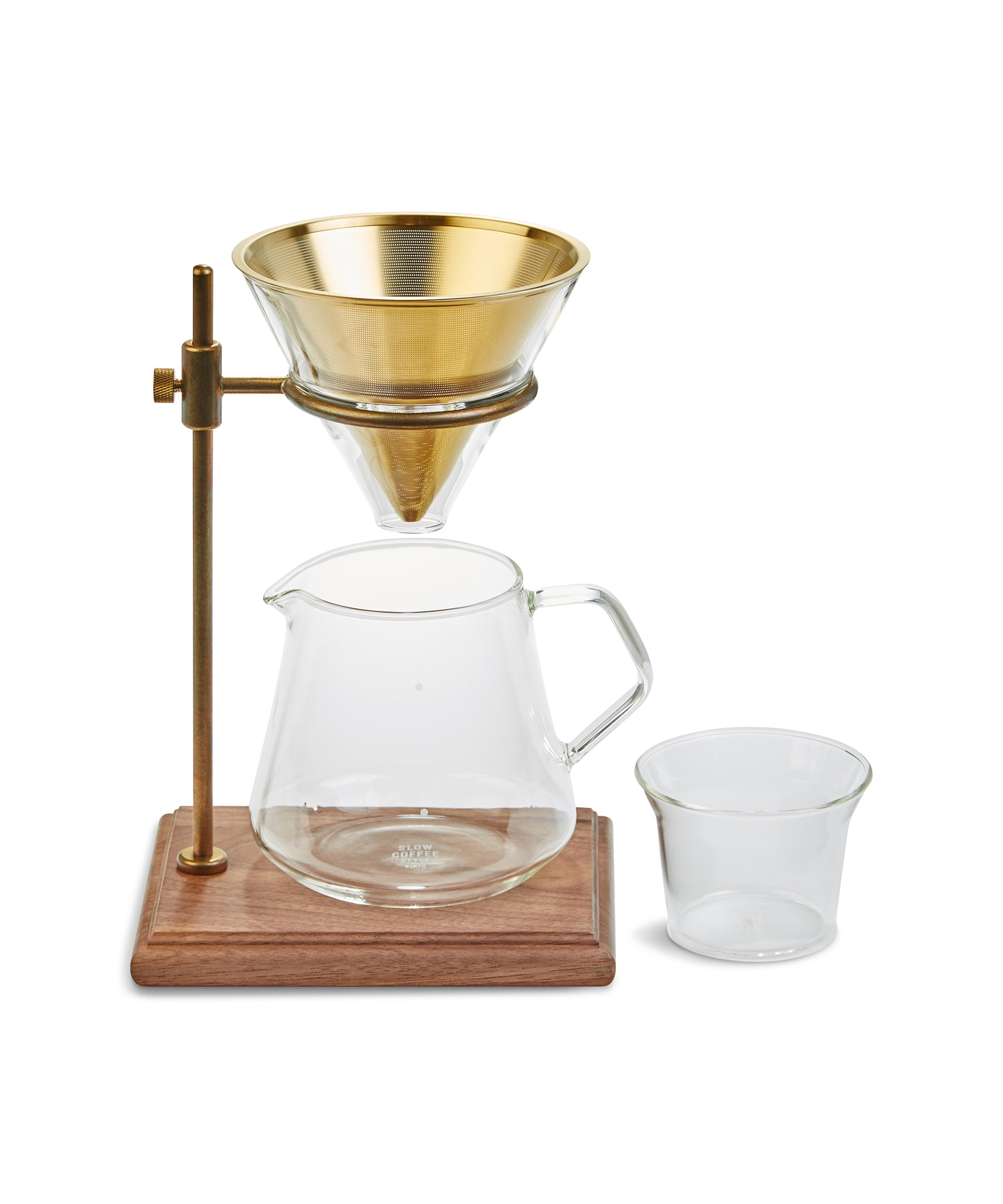SCS-S02 Coffee Brewer Set 4 cup by Kinto