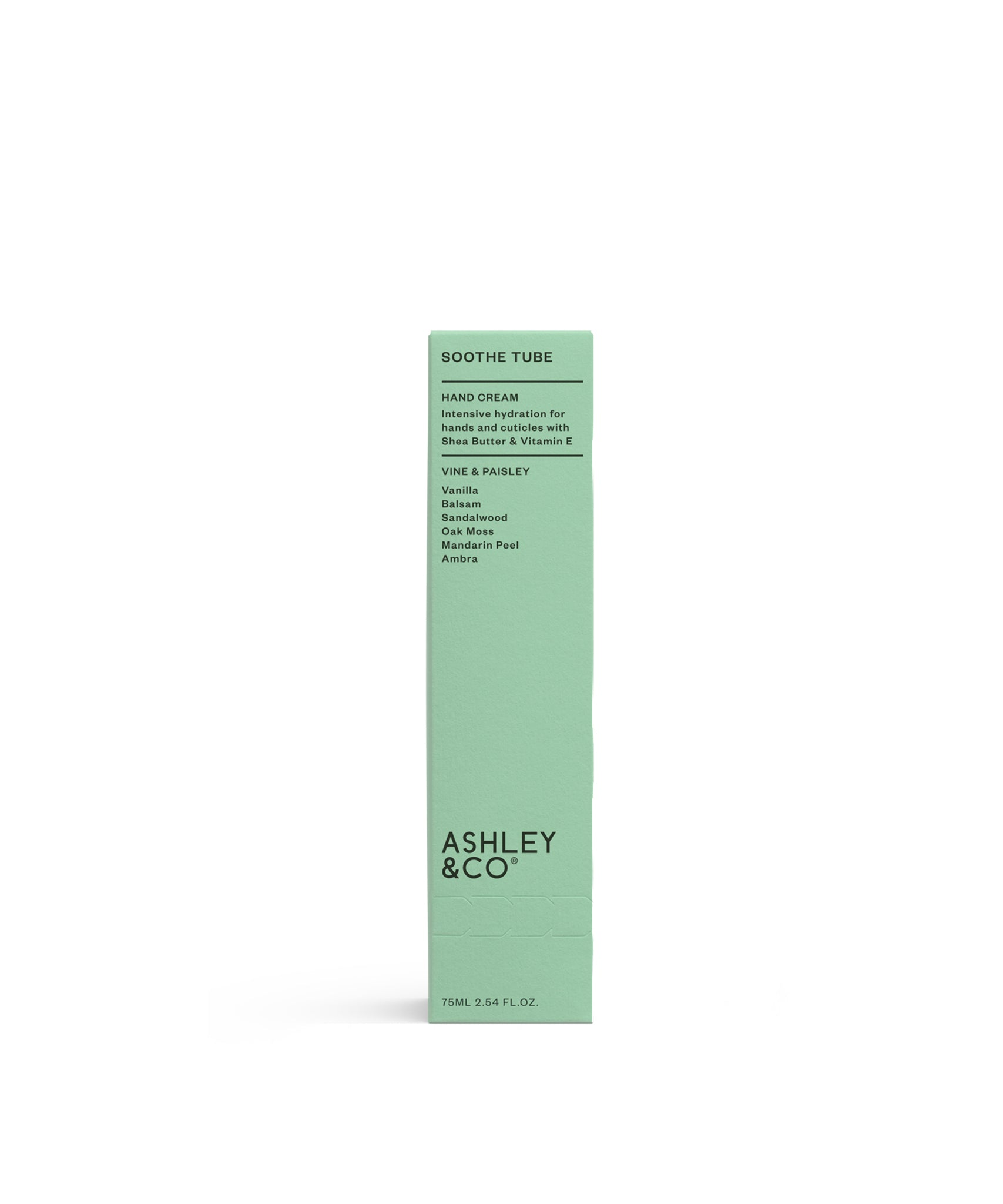 Vine & Paisley Soothe Tube by Ashley & Co.