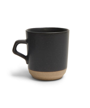 CLK-151 Large Mug 410ml (Black) by Kinto