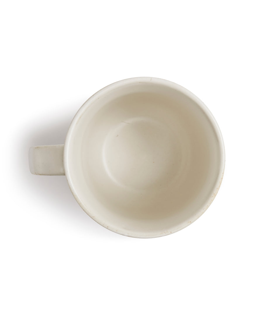 CLK-151 Large Mug 410ml (White) by Kinto
