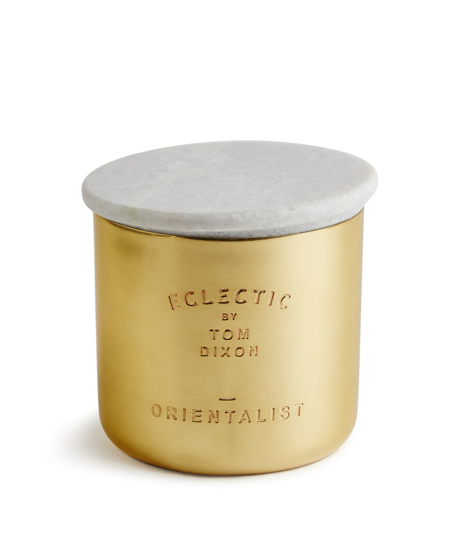 Eclectic Orientalist Candle Large by Tom Dixon