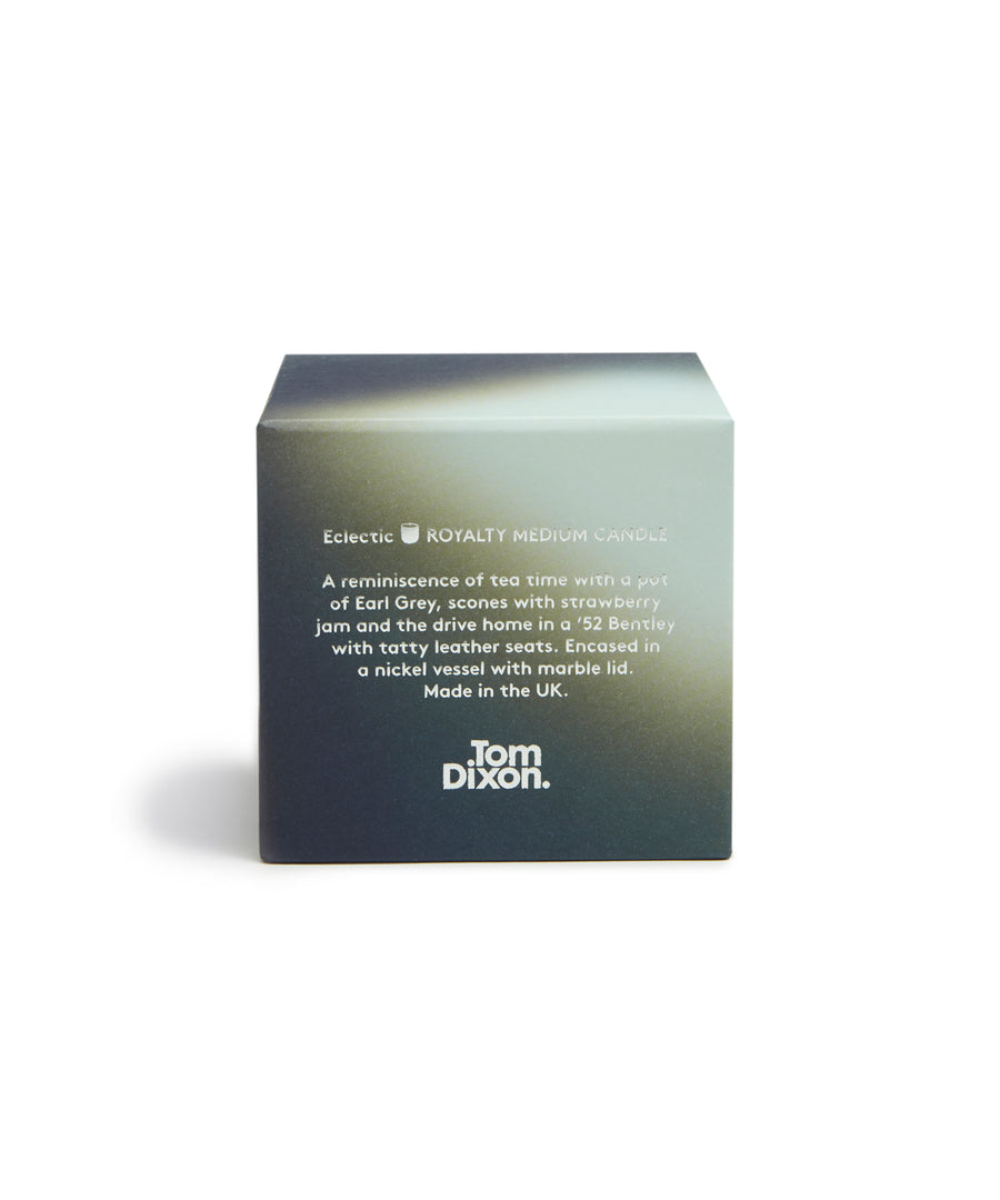 Eclectic Royalty Candle Medium by Tom Dixon