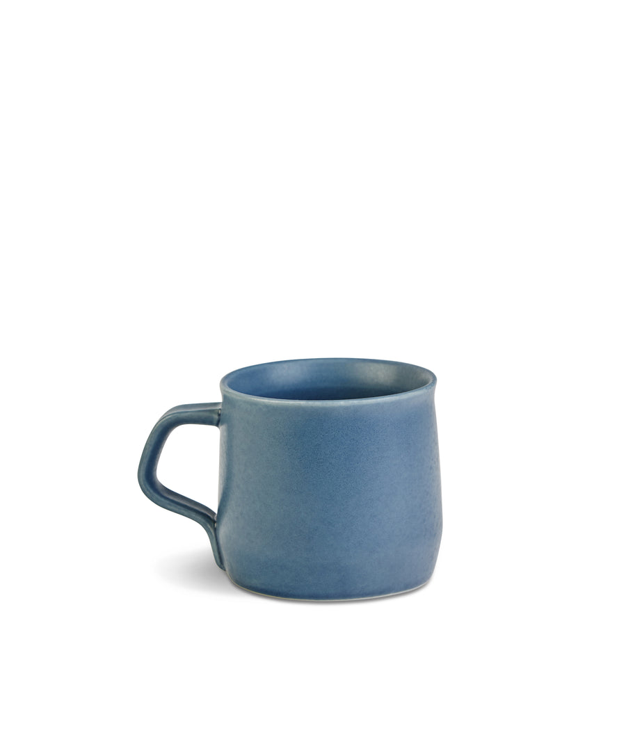 Fog Mug 270ml (Blue) by Kinto